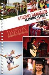 2012-2013 Student Handbook - PDF - Darton College