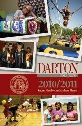 2010-2011 Student Handbook - PDF - Darton College