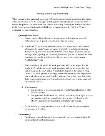 how to paraphrase in an essay related post of how to paraphrase in an essay
