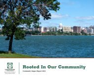 2012 Community Impact Report - Oakwood Village