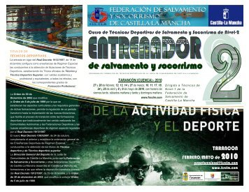 Técnico Deportivo Nivel-2 - Federación de Salvamento y ...