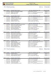 Series Individuales.mdi - Federación de Salvamento y Socorrismo ...