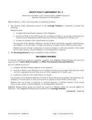 LTD Amendment No. 3 - Spartech Corporation