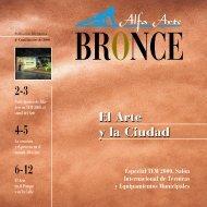 2-3 4-5 6-12 El Arte y la Ciudad El Arte y la Ciudad - Alfa Arte