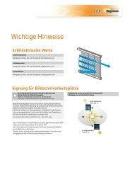 Wichtige Hinweise Plissee [ PDF | 688.8 KB ] - Rolloexpress.de