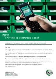 SYSTÈME DE COMMANDE LOGOS - VBH - Hody