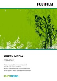 GREEN MEDIA - Fujifilm Sericol