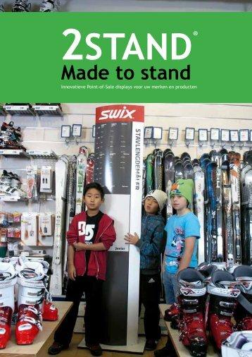 Brochure 2Stand - Fujifilm Sericol Nederland