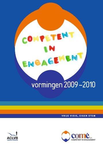 vormingen 2009 -2010 - Aclvb
