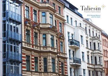 Download PDF (English) - Taliesin