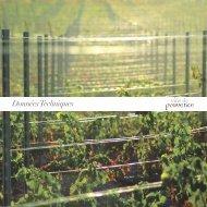 Données techniques Vins de Provence Version française ...