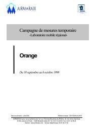 Orange - Atmo Paca