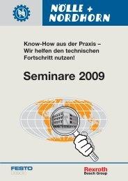 Seminare 2009 - Nölle + Nordhorn