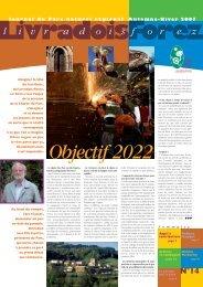 PNRLF Journal n14:Mise en page 1 - Parc naturel régional ...