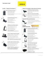 MULTIUSE Bluetooth Wireless UNIFIED ... - Gentek