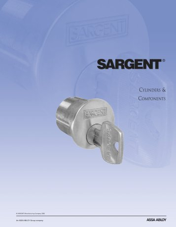 CYLINDERS & COMPONENTS - Dugmore.com