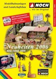 Neuheiten 2006 - Noch