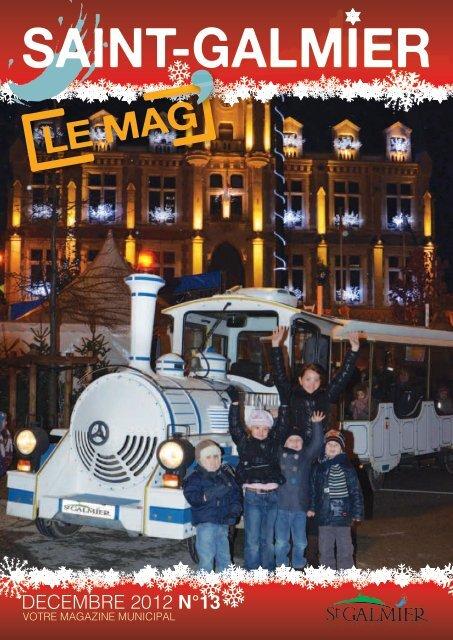Le Mag n°13 - Site officiel - Mairie de Saint-Galmier