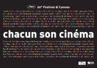 60° Festival di Cannes