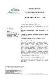 Casino municipal - Année 2012 - Site officiel - Mairie de Saint-Galmier