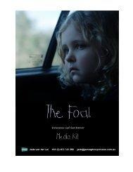 The Foal Media Kit - NewFilmmakers LA