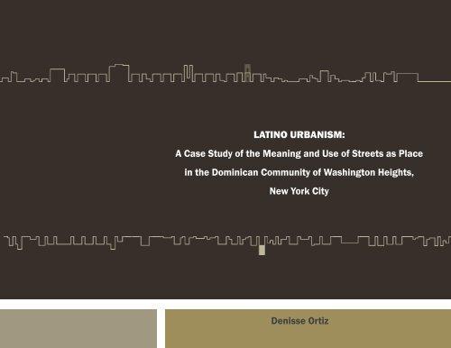 ortiz, denisse a - Department of Landscape Architecture - Rutgers ...