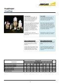 ARGUS-Kupplungen Katalog - Seite 2