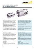 ARGUS-Kupplungen Katalog - Seite 6