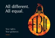 5801 FBU All different All Equal - Fire Brigades Union