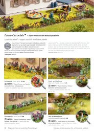 Laser-Cut minis+ – super-realistische Miniaturpflanzen! Laser-Cut ...