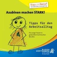 frauundberuf - Kontaktstellen  Frau und Beruf Baden-Württemberg
