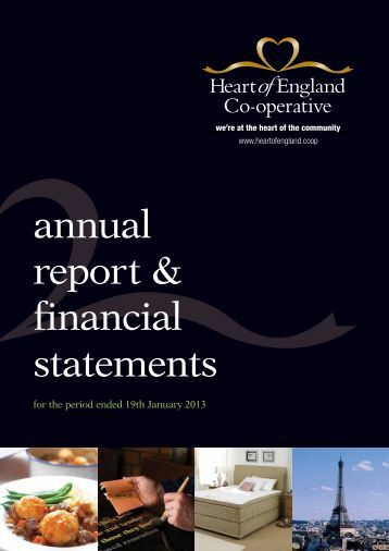to download - Heart of England Co-operative Society