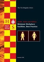 Minimum Workplace Facilities, Best Practice - National Womens ...