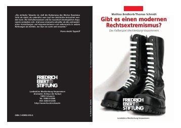 Gibt es einen modernen Rechtsextremismus? - Bibliothek der ...