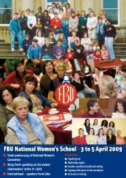5th April 2009 - National Womens Committee of the Fire Brigades ...