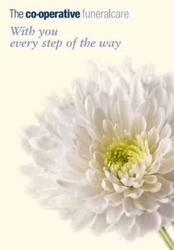 With you every step of the way - Heart of England Co-operative Society