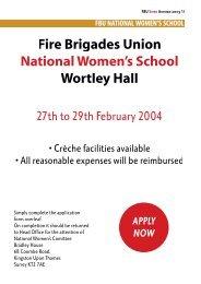 National Women's School 2004 - National Womens Committee of ...
