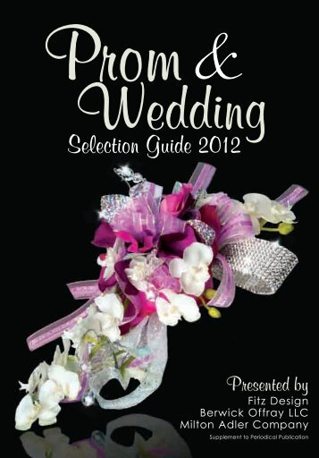 Selection Guide 2012 - Fitzdesignsupport.com