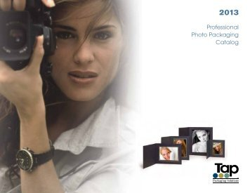 Professional Photo Packaging Catalog - Tap Packaging Solutions