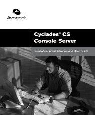 Cyclades® CS Console Server - 42U.com