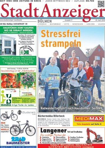 Stadt Anzeiger Dülmen KW 17