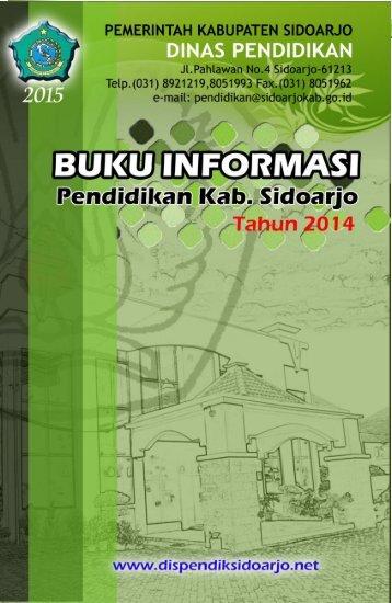 BUKU INFORMASI 2014