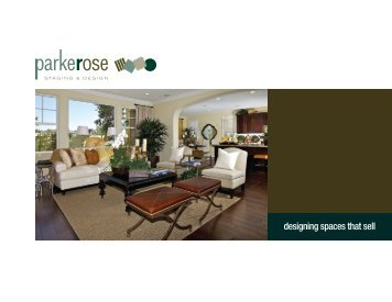 designing spaces that sell - Parker Rose Design