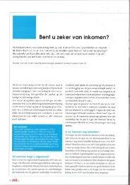 Movir in het nieuws - Dentz vakblad voor tandartsen