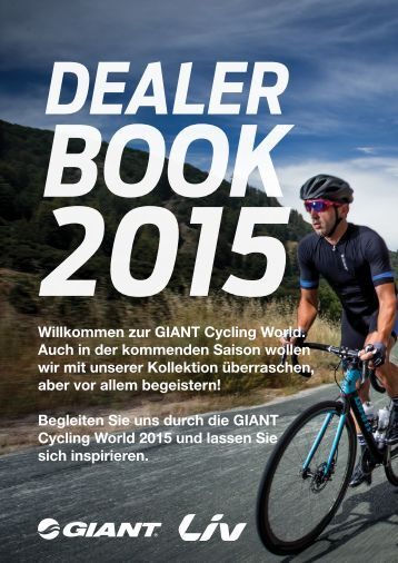 Giant Dealer Book 2015