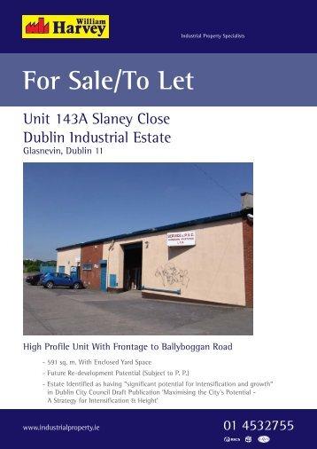 143A Slaney Close, Dublin Industrial Estate - Front.eps - Daft.ie