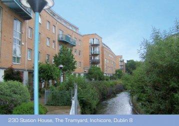 230 Station House, The Tramyard, Inchicore, Dublin 8 - Daft.ie