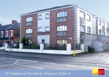 22 Shelbourne Park Mews, Ringsend, Dublin 4 - Daft.ie