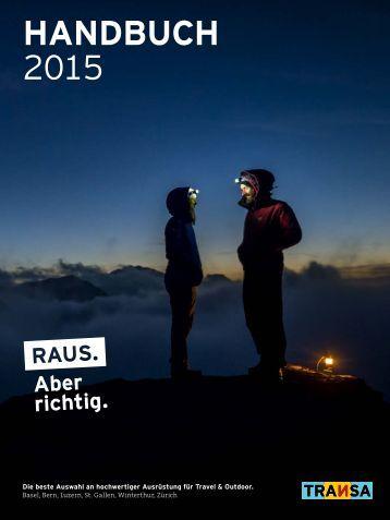 Transa Handbuch 2015