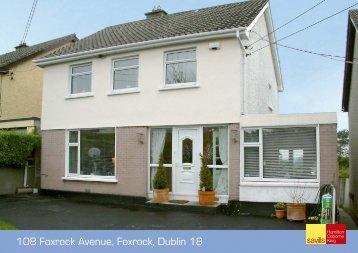 108 Foxrock Avenue, Foxrock, Dublin 18 - Daft.ie